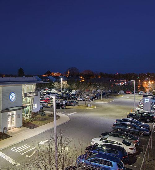 Cree Auto Dealership Application